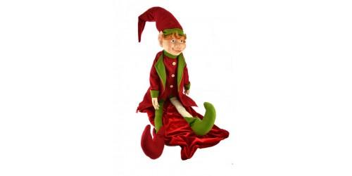 619-048 Elf Frock Coat Large