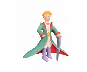 Aimant 3D Le Petit Prince en Cape
