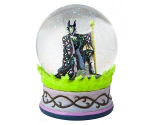 Maleficent Boule à Neige Jim Shore Disney Tradition