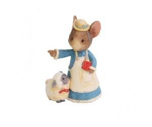 Marie avait un Petit Mouton Souris Tails With Heart