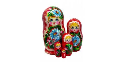 320 - Matriochka  Poupées Russes