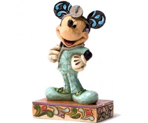 Mickey Docteur - Heartwood Jim Shore Disney Tradition