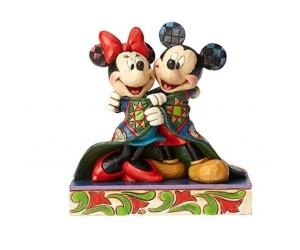 Mickey et Minnie Sous la Couverture Disney Tradition