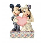 Mickey et Minnie Mariage Disney Tradition
