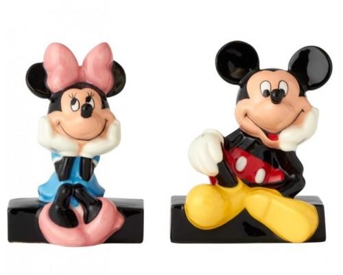 Mickey et Minnie Salière et Poivrière