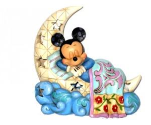 Mickey Veilleuse - Disney Tradition Jim Shore Heartwood