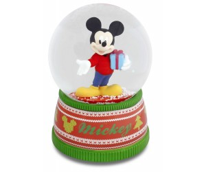 Mickey Mouse - Musical Waterglobe