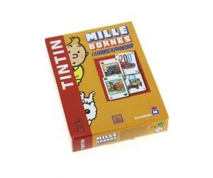 Mille Bornes Jeu Tintin