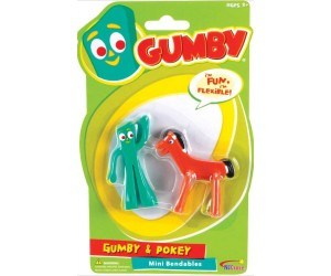 Gumby et Pokey Minis