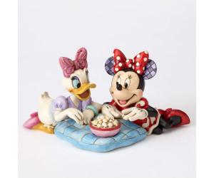 Minnie et Daisy Soirée de Filles Jim Shore Disney Tradition