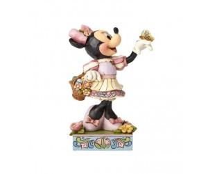 Minnie au Printemps Disney Tradition Jim Shore