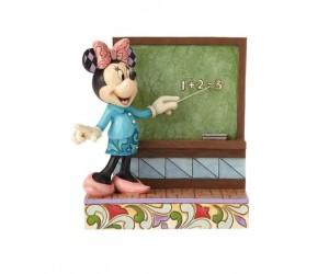 Minnie Professeur Disney Tradition