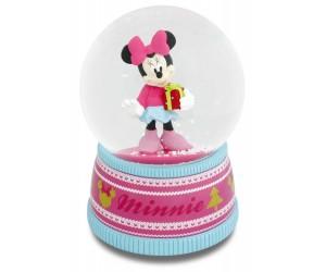 Minnie Mouse - Boule à Neige Musicale
