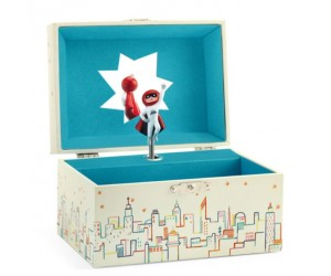 Mister Moon Musical Jewelry Box