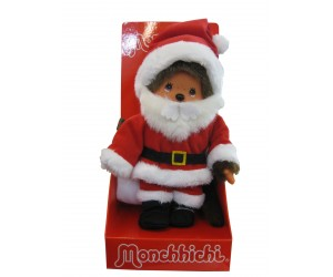Monchhichi Père Noël