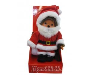 Monchhichi Santa Claus