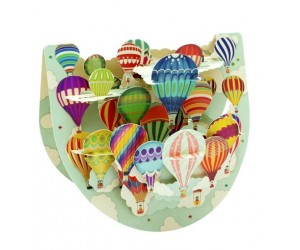 Hot Air Balloons Pnr082