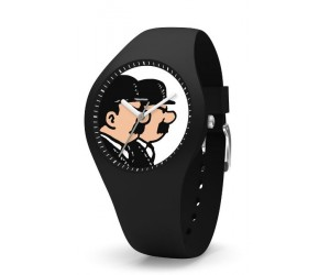 Montre Dupond et Dupont Collection Tintin