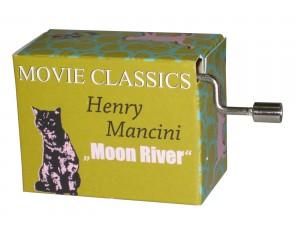 Moon River #246 Henry Mancini Boîte à Musique à Manivelle