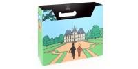 Château de Moulinsart Boîte Filière Tintin