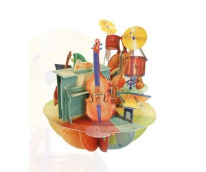 Musical Instruments PS055