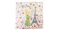 Serviettes de Table La Rose Petit Prince