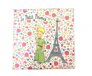 Serviettes de Table La Rose Petit Prince