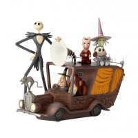 Auto du Maire Nightmare Before Christmas Disney Tradition