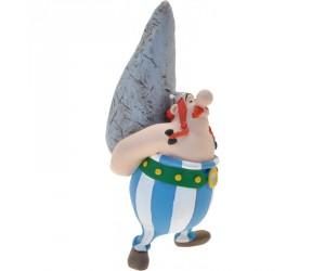 Obelix avec Menhir - Les Aventures d'Astérix