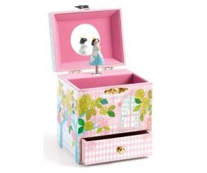 Enchanted Palace Musical Jewelry Box