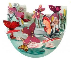 Butterflies and Dragonflies Pnr097