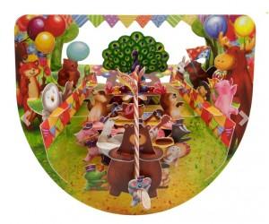 Animals Parade Pnr098