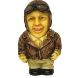 Earhart, Amelia  - Pot Bellys Harmony Ball