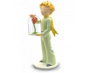 Statuette Le Petit Prince et la Rose