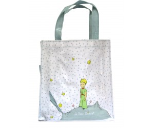 Bag Stars PVC Coated Cotton - St-Exupery The Little Prince