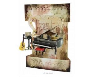 Piano et Musique SC165