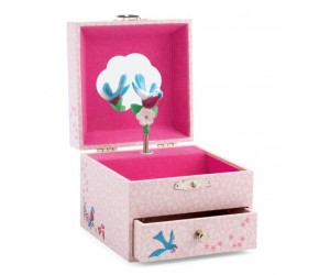 The Finch's Melody Musical Jewelry Box