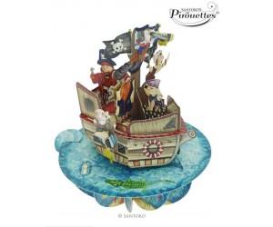 Bateau de Pirates PS041