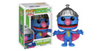 Super Grover 01 Funko Pop