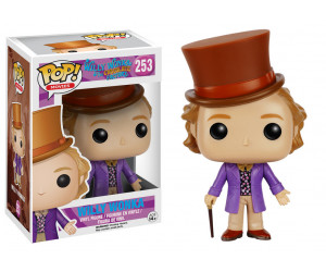 Willy Wonka 253 Funko Pop