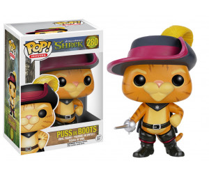 Puss In Boots 280 Funko Pop