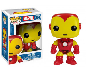 Iron Man 04 Funko Pop