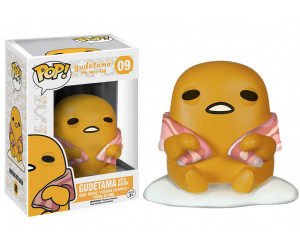 Gudetama avec Bacon 09 Funko Pop