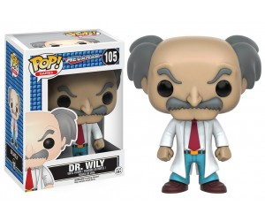 Dr. Wily 105 Funko Pop