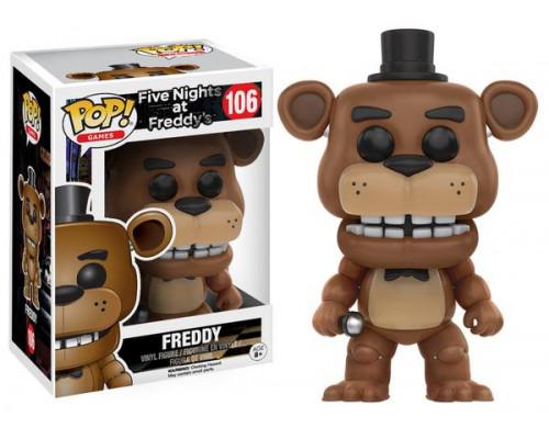 Freddy 106 Funko Pop