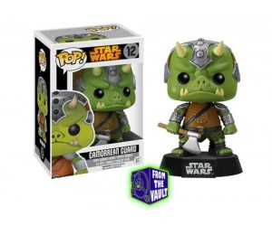 Gamorrean Guard 12 Funko Pop
