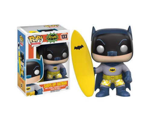 Surf's Up Batman 133 Funko Pop