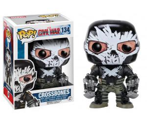 Crossbones 134 - retiré Funko Pop