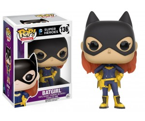 Batgirl 136 Funko Pop