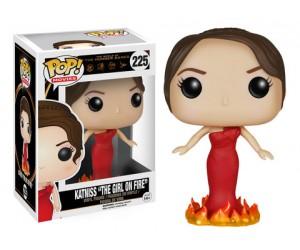 Katniss 225 The Girl on Fire - Retiré Funko Pop
